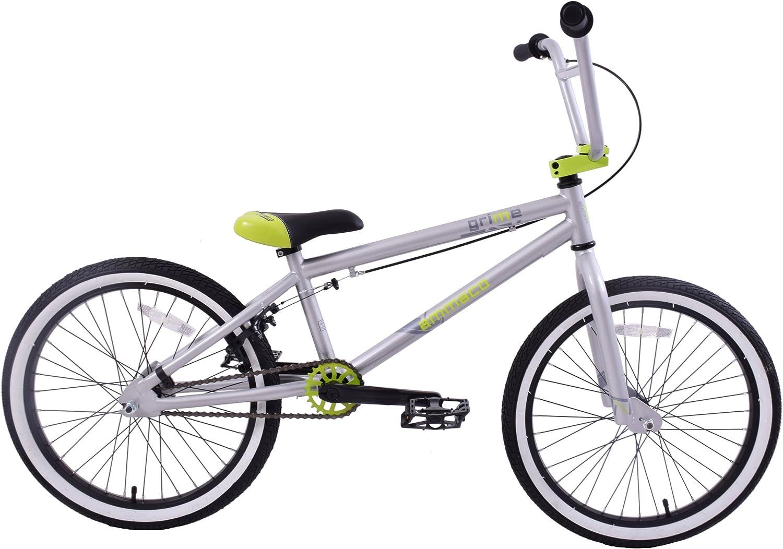 HAWK URBAN BMX barata bici acrobacia 50,8 cm rueda blanco: Amazon ...