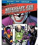 Necessary Evil: Super-Villains of DC Comics (Blu-ray+DVD)