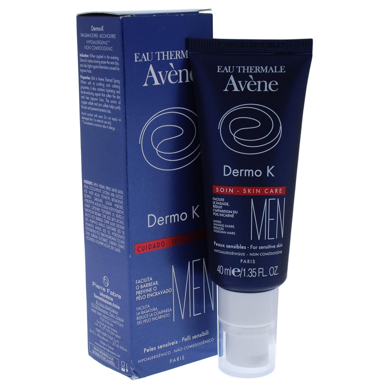 Homme Dermo-K (Care and Prevention of Ingrown Hair For Sensitive Skin) - 40ml/1.35oz Avene 3282779177115