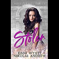 STOLEN (Royally Hot Book 1)