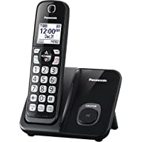 Panasonic Expandable Cordless Phone System with Call Block and High Contrast Displays… photo