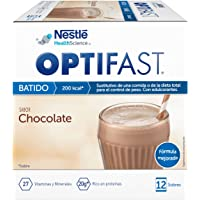 OPTIFAST Batido Chocolate envase de 12 sobres x