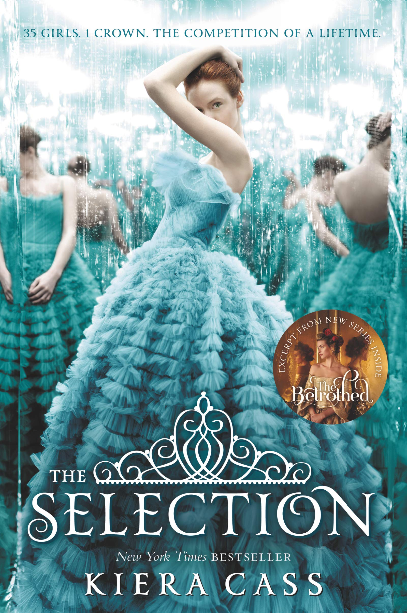 Amazon.com: The Selection (The Selection, 1): Cass, Kiera: Books