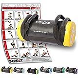 POWRX Power Bag - Bolsa de piel sintética de entre 5-30 kg de peso