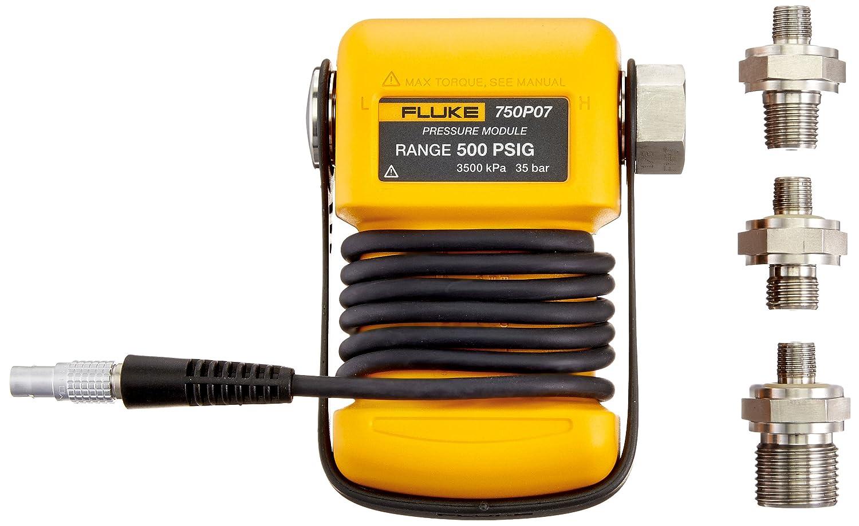 FLUKE-750PV3 Vacuum Pressure Module, 0 to -5 psi 4352517