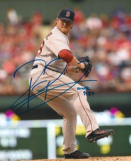 Robbie Ross Signed Photograph - 8x10 COA A - Autographed MLB Photos ... 9b5a9a6a0