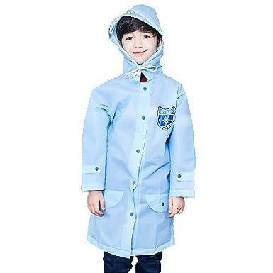 3e8b75090 Hooded Raincoat Rain Poncho Jacket Gear Wear Slicker Suit Cover ...