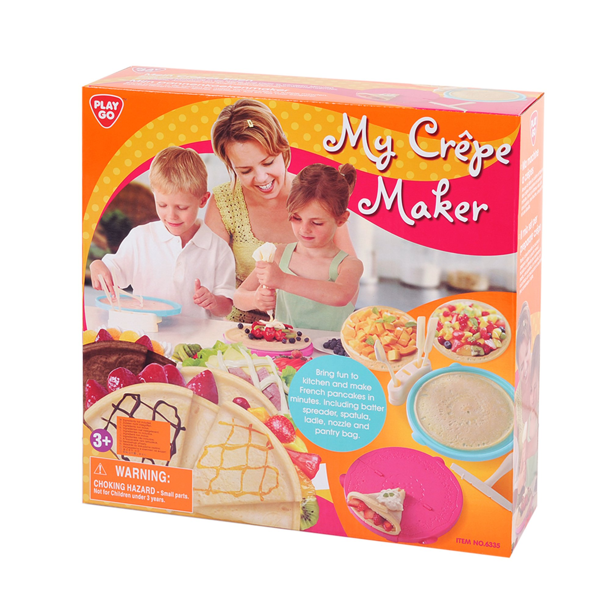 PlayGo My Crepe Maker by PlayGo