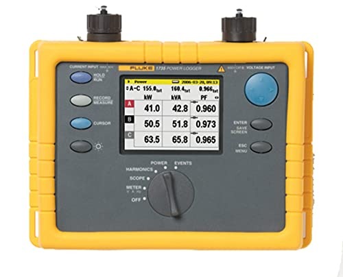 Fluke 1735 3-Phase Power Logger