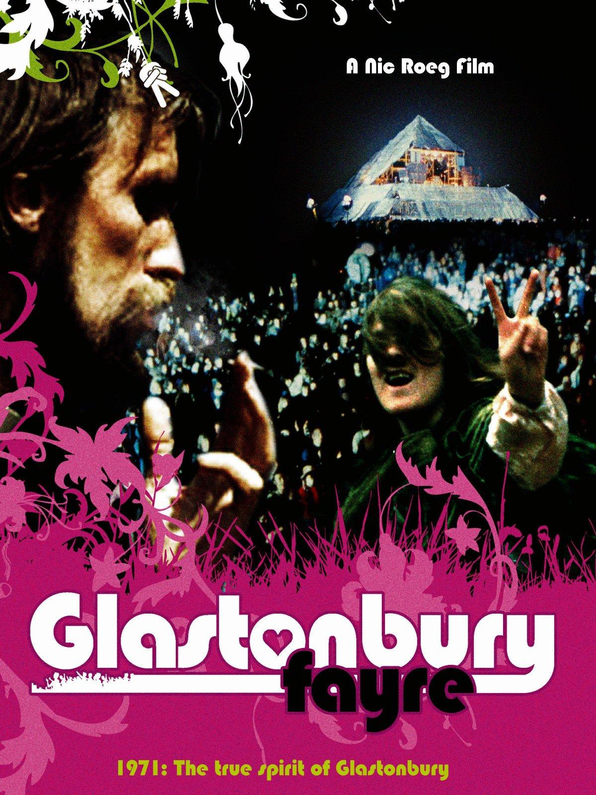 Image result for glastonbury fayre film