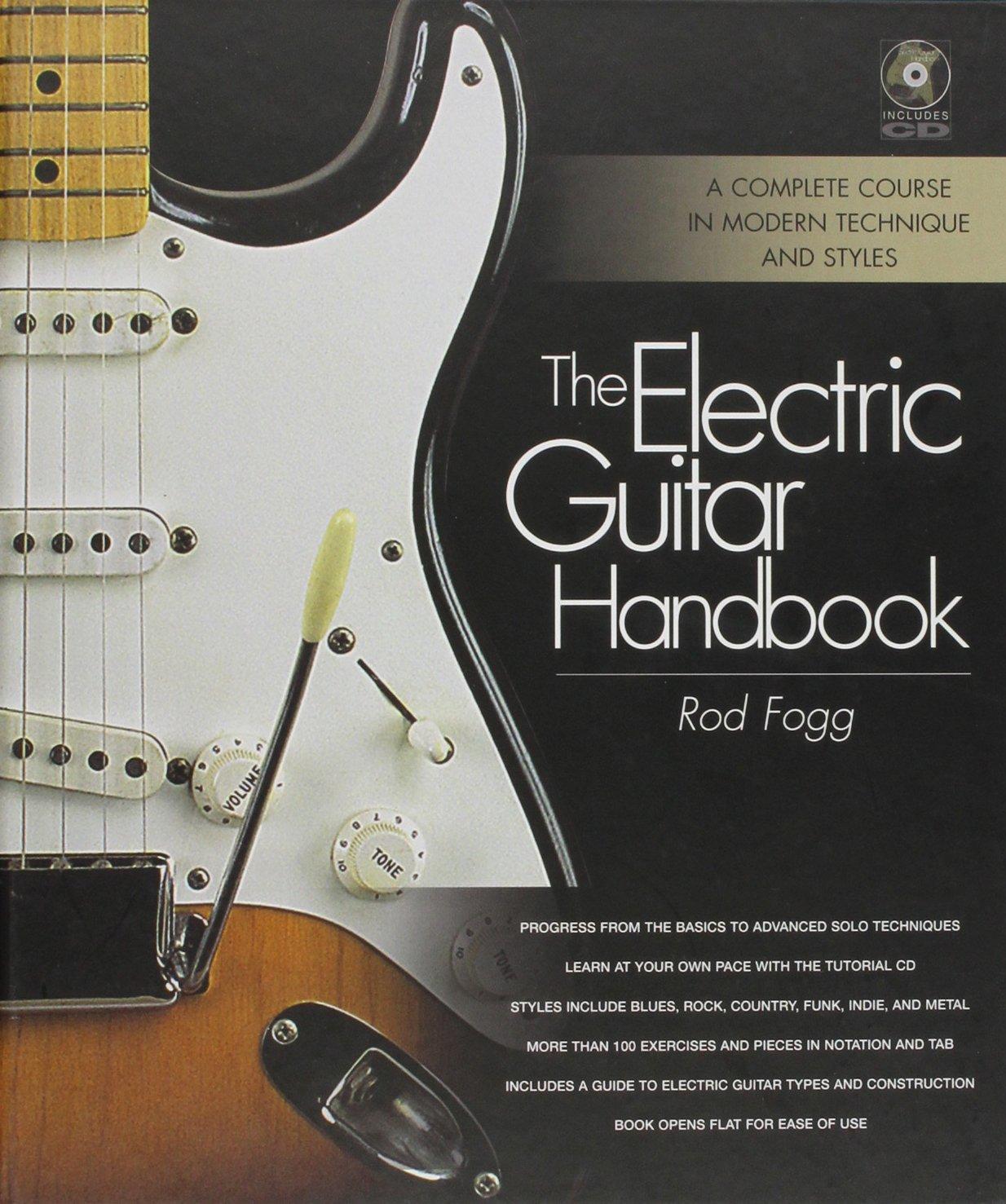 Electric Guitar Handbook Complete Technique product image