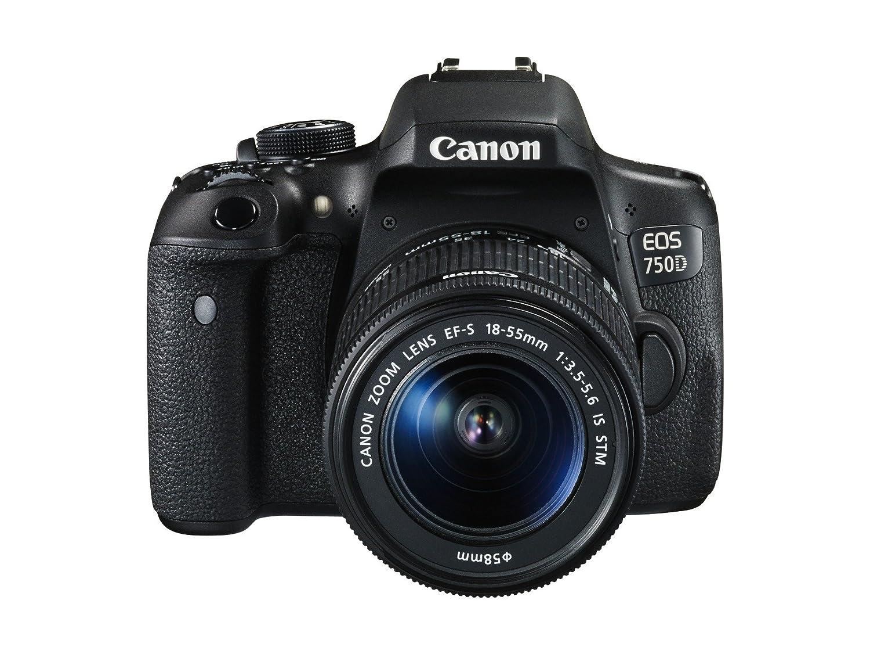 Canon EOS D Cámara réflex digital de  MP Kit con objetivo
