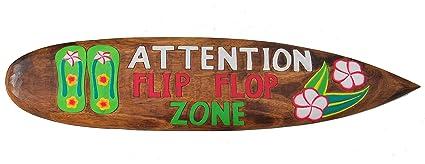 Tabla de surf 100 cm la decoración de la Flip Flop de zona de tabla de