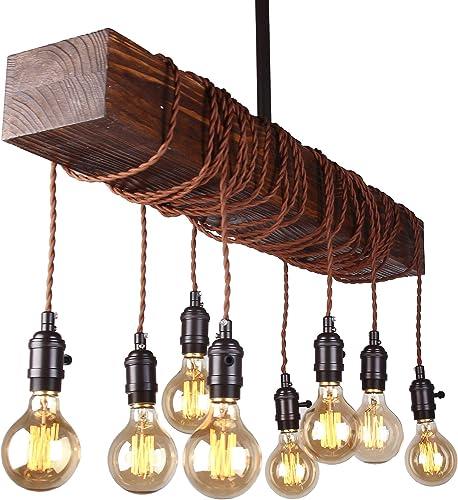 Farmhouse Pendant Ceiling Light Fixture