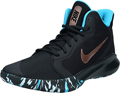 Nike Precision III, Zapatillas de Baloncesto Unisex Adulto: Amazon ...