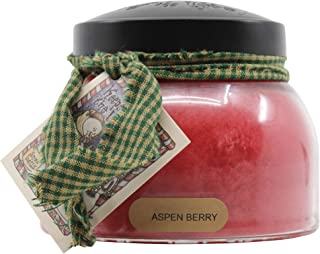 product image for A Cheerful Giver Aspen Berry 22 oz Mama Jar Candle, Red