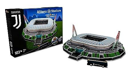 Amazon.com  Nanostad Juventus Stadium 3D Puzzle  Varios  Toys   Games 28cf04577dd