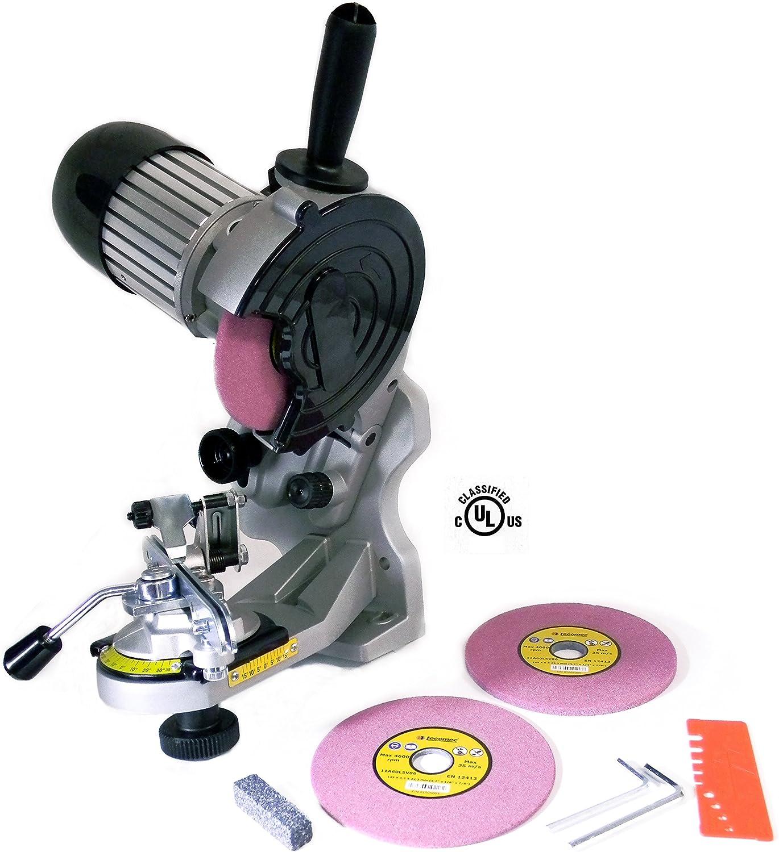 Laser 47994 Tecomec Jolly Evo Pro Bench Mount Chain Grinder 120V