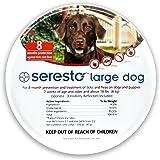 BAYER SERESTO Collier grands chiens 8 kg