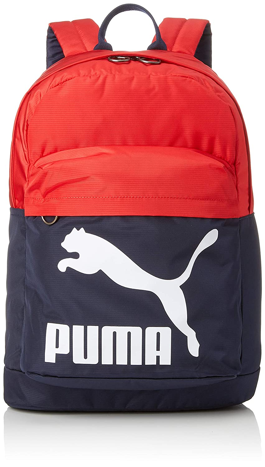 Puma Backpack Peacoat-High Risk Red