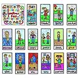 Amazon Price History for:Carson Dellosa Kid-Drawn Emotions Bulletin Board Set (3250)