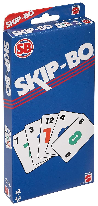 Skip Bo Card Game Retro Edition By Skip Amazonde Spielzeug