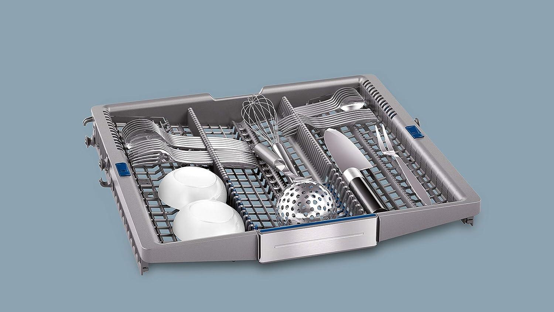 Siemens iQ700 SN678X36TE lavavajilla Totalmente integrado 13 ...