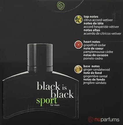 Planet Perfume Nu Parfums Black Is