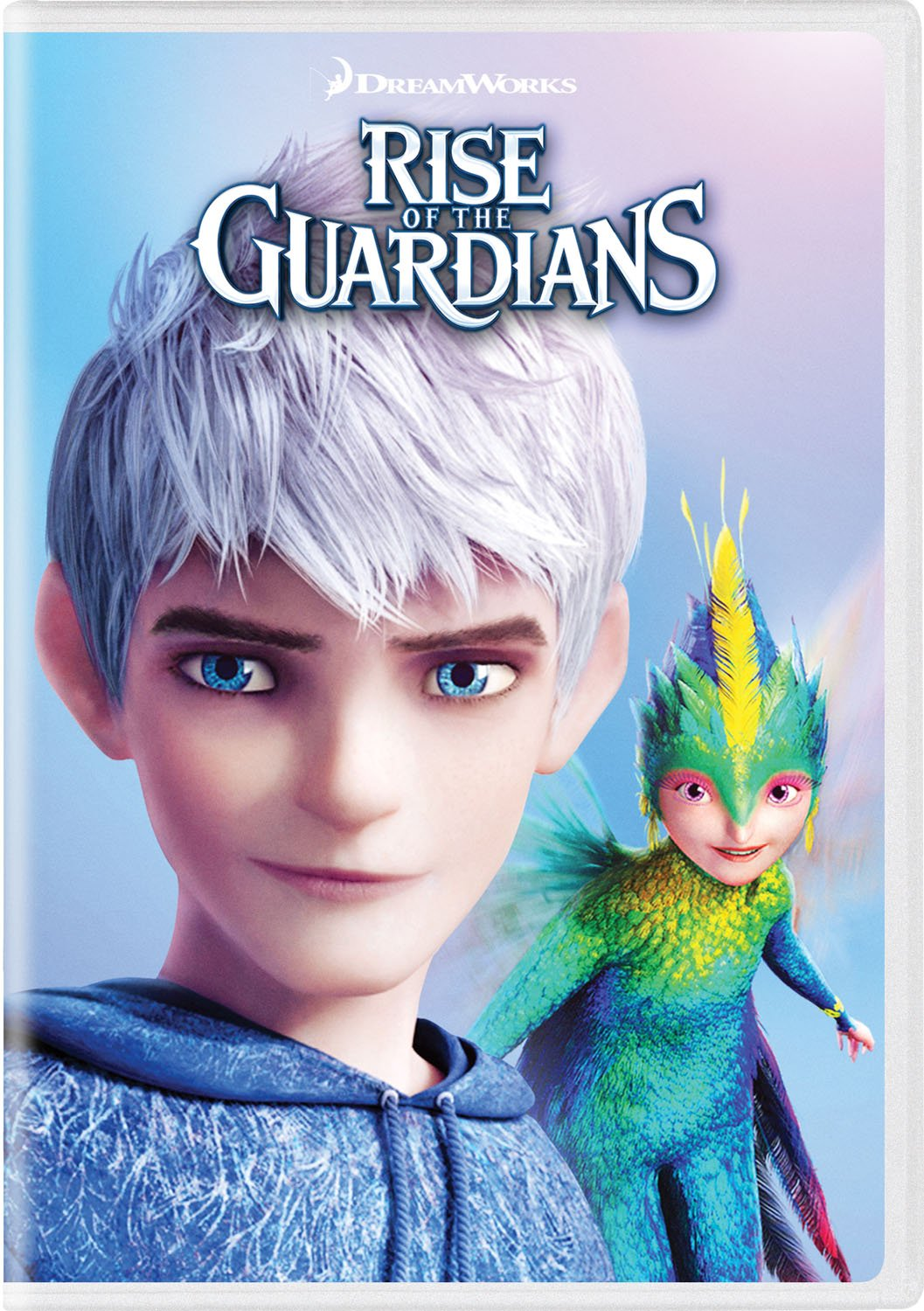 DVD : Rise Of The Guardians (DVD)