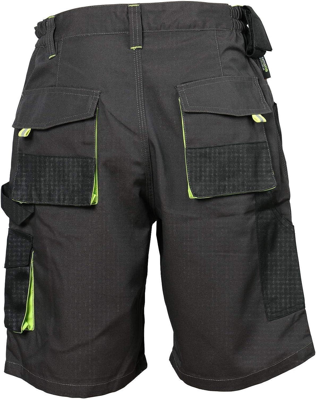 Emerton/® f/ür den Sommer Herren Shorts//kurzen Arbeitshosen viele Farben