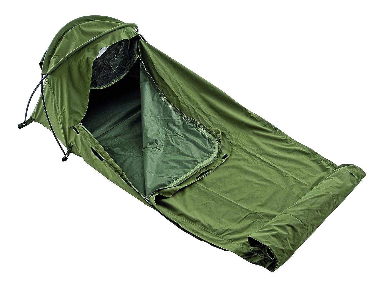 DEFCON 5 Campaña Tent para vivac, Unisex, Bivi Tent, Od Green, 230x50x80 cm: Amazon.es: Deportes y aire libre