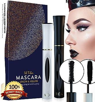 29ca4c338f1 4d Silk Fiber Lash Mascara By Méa 2 Kit Vegan Combo Featuring Natural Fiber  & Enhancing
