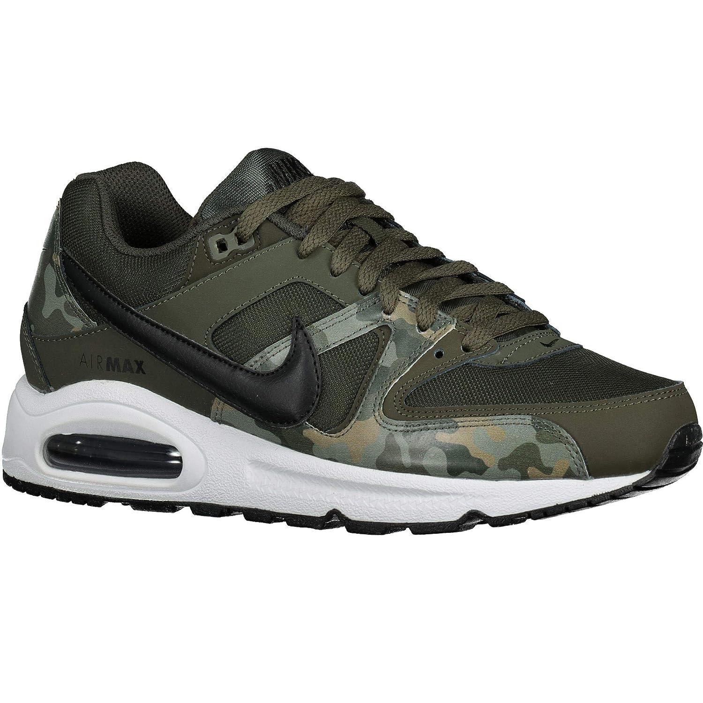 Nike Air Max Command Flex BG Sequoia Black White | Footshop