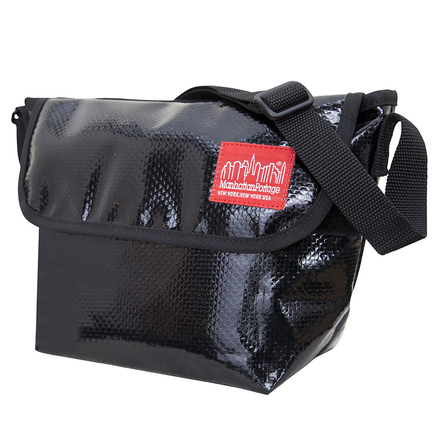 Manhattan Portage Vinyl NY Messenger Bag
