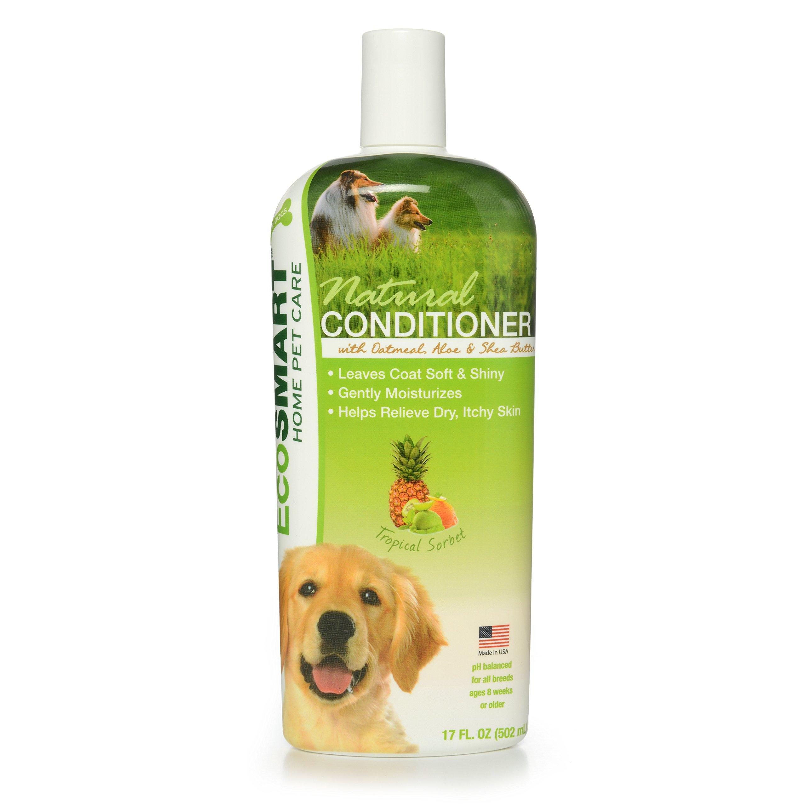 EcoSMART Natural Dog Conditioner, Tropical Sorbet Scent