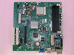 Dell Dimension E521 UW457 Motherboard 6150LE + Athlon 64 X2 4400+ 2.3GHz CPU