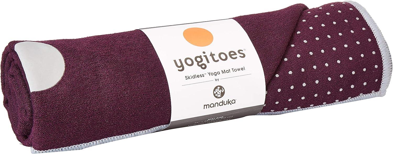 Yogitoes Yoga Mat Towel - Non Slip