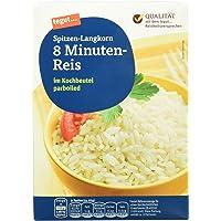Tegut Parboiled Spitzen-Langkorn 8 Minuten-Reis im Kochbeutel, 500 g