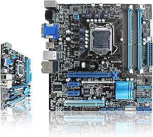 For ASUS P8H61-M PRO/CM6630/DP_MB Intel 61 Motherboard DDR3 LGA115X VGA USB3.0 Mainboard