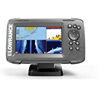 $399 » Lowrance HOOK2 5 - 5-inch Fish Finder with TripleShot Transducer and US / Canada…