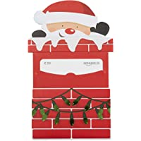 Amazon.de Geschenkkarte in Geschenkkuvert (Weihnachtsmann) - mit kostenloser Lieferung per Post