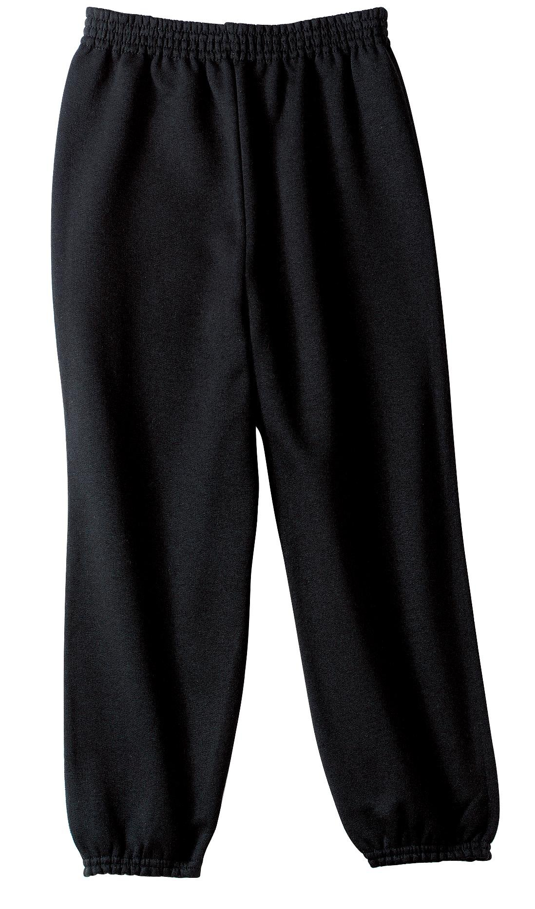 Youth Soft and Cozy Sweatpants, Charcoal, Small