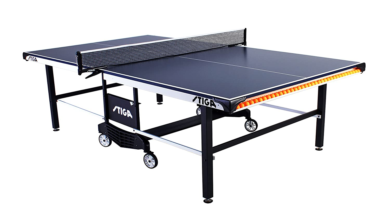 Amazon.com : STIGA STS 385 Table Tennis Table : Ping Pong Stiga : Sports U0026  Outdoors