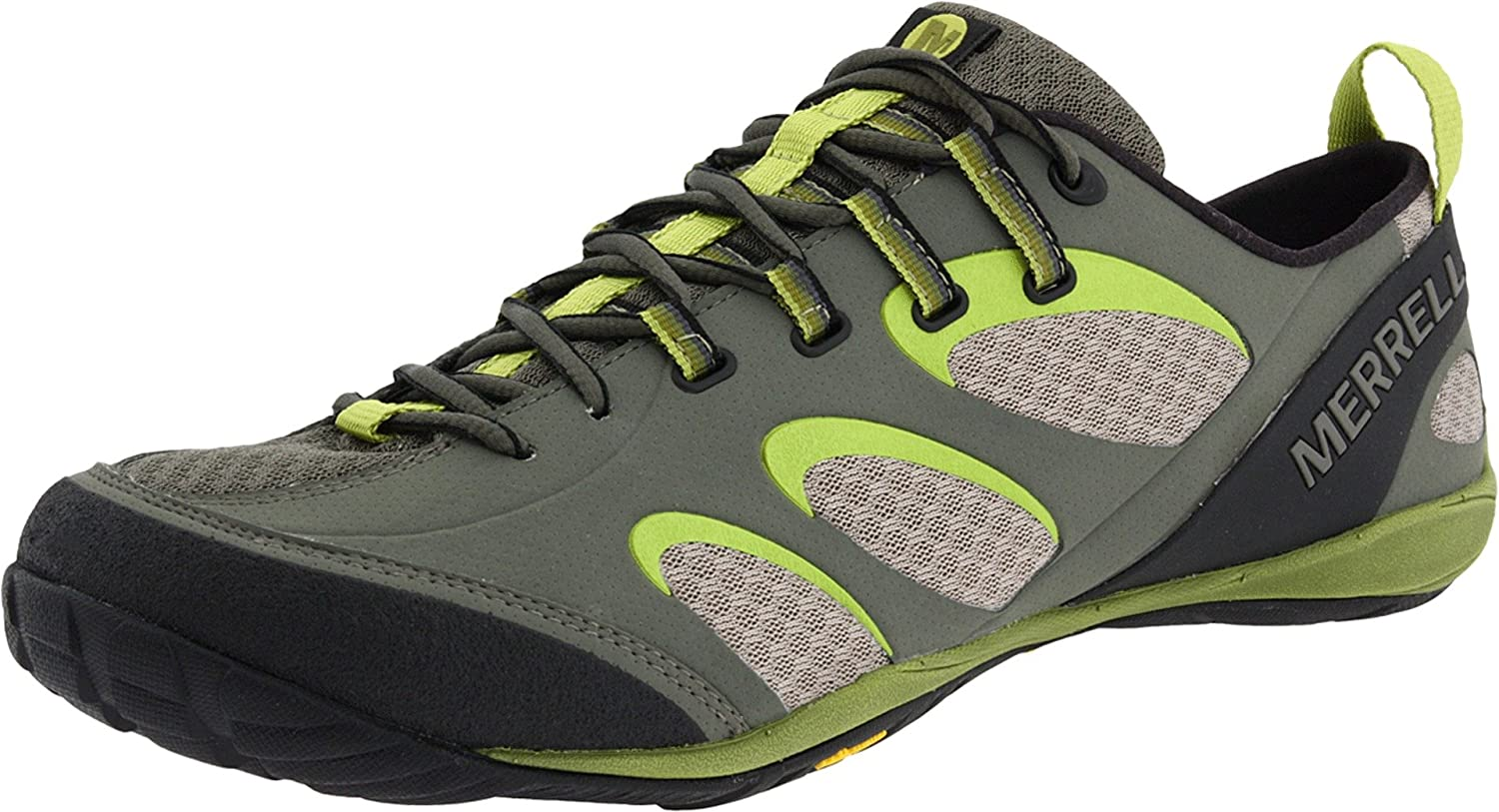 Merrell J85533_Dusty Olive/Amazon - Zapatillas de Deporte para Hombre, Color Verde, Talla 43: Amazon.es: Zapatos y complementos