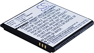 Cameron Sino 1200mAh Battery for BLU A010L, A010U, Advance 4.0L, D350, D370, Dash 3.5 CE, Dash 4.0 CE, Neo 3.5, S310L, S310U, S370