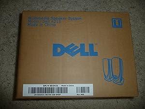 Dell - Black Speaker KIT - 0W2739