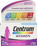 CENTRUM ADVANCE Multivitamin Tablets for Women, Pack of 30