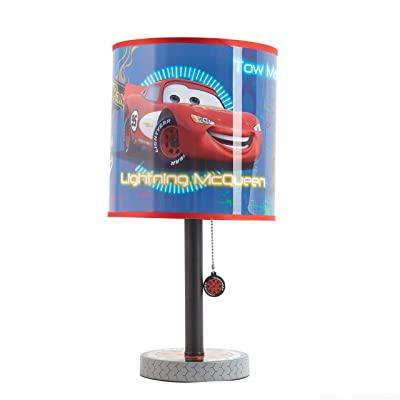 Disney Cars Table Lamp: Toys & Games
