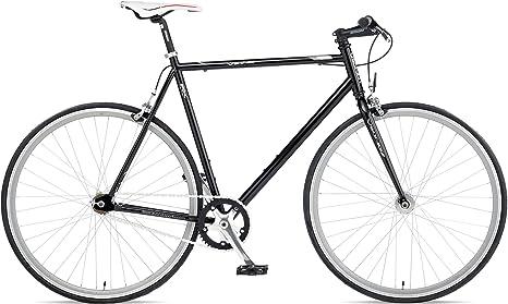Viking Fixed Urban Hybrid - Bicicleta urbana con ruedas híbridas ...