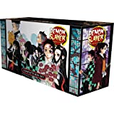 Demon Slayer Complete Box Set: Includes volumes 1-23 with premium (Demon Slayer: Kimetsu no Yaiba)